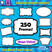 frames and borders clipart