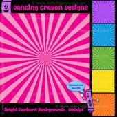 Background: Starburst Digital Paper