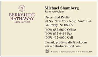 Fast basic business cards fast bhhs1 bestbusinesscards berkshire hathaway home services logo printed on 12 point kromekote glossy business card stock colourmoves