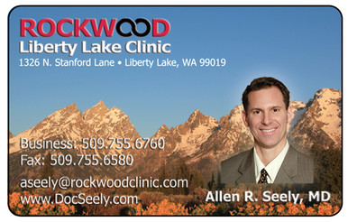 Rockwood Clinic. Medical Industry.