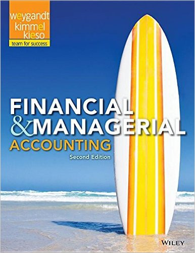 managerial accounting 4th edition kimmel chapter Jerry j weygandt, paul d kimmel, donald e kieso, ibrahim m aly   weygandt's managerial accounting 4th canadian edition is written by a highly  trusted and respected  chapter 2 managerial cost concepts and cost  behaviour analysis.