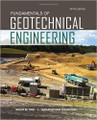 Fundamentals of Geotechnical Engineering Das Sivakugan 5th edition solutions