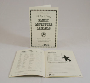 Tell Me a Story Family Adventure Almanac-Transition/Adventures