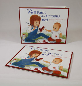 We'll Paint the Octopus Red-Special Needs