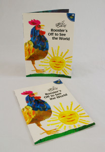 Rooster's Off to See the World-Numbers