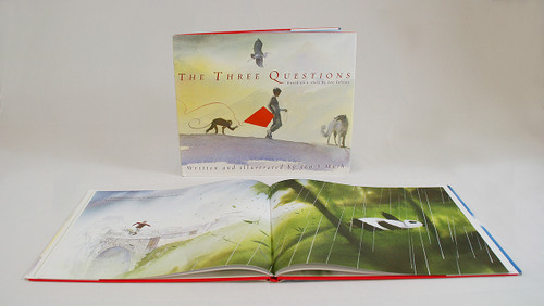 The Three Questions-Life Lessons