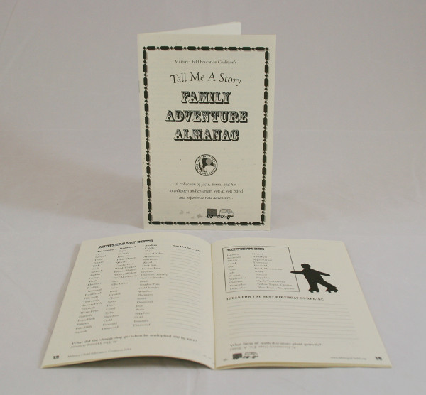 Tell Me a Story Family Adventure Almanac