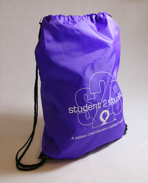S2S Drawstring Bag-Merchandise