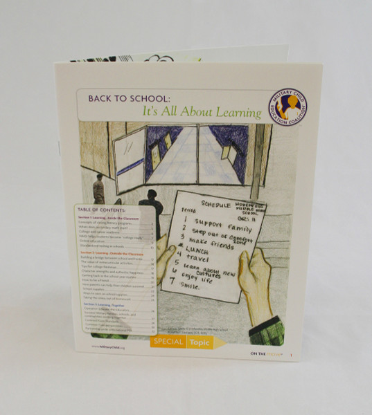 Back to School: It's All About Learning