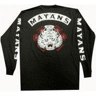 Mayans - Sons Of Anarchy Long Sleeve Adult T-shirt