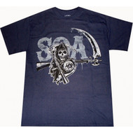 Sons of Anarchy Big Sickle T-shirt