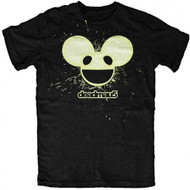 Deadmau5 Burst Mau Logo Glow Adult T-shirt