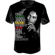 Bob Marley - Good Music Hits Adult T-Shirt