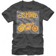 Gas Monkey Garage Cafe Garage Custom Motorcycle Adult T-shirt