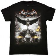 Batman Arkham Knight Adult T-Shirt