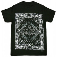 Batman Full Bandana Adult T-Shirt