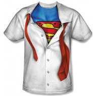 DC Comics I'm Superman Sublimation Costume Adult T-Shirt
