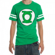 Green Lantern Athletic Style Adult T-Shirt