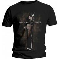 Michael Jackson 'Foil Stand' Adult T-Shirt