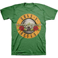 Guns N Roses St. Patricks Bullet T-Shirt