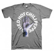 Red Hot Chili Peppers Asterwrist Adult T-Shirt