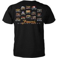 Famous Motorcycles T-shirt