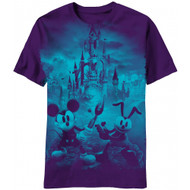 Disney Epic Mickey 2 Power of Two Double One Adult T-shirt