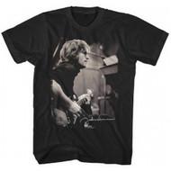 John Lennon Guitar Photo T-shirt