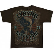 Lynyrd Skynyrd Sweet Home Alabama Adult T-Shirt