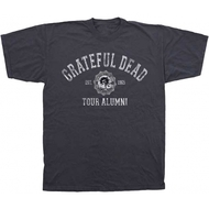Grateful Dead Tour Alumni Adult T-shirt