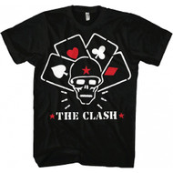 The Clash Straight To Hell Adult T-shirt
