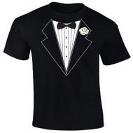 Tuxedo Tux T-shirt