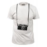 Tourist Camera Adult T-shirt