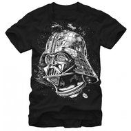 Star Wars Darth Star Adult T-shirt