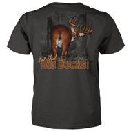 Deer Hunting T-shirt I Like Big Bucks