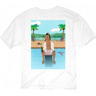 Bojack Neighborhood - Bojack Horseman T-shirt