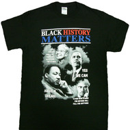 Black History Month T-shirt ~ Rosa Martin Obama