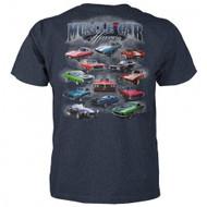 Muscle Car Heaven T-shirt