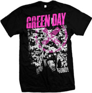 Green Day His Story Adult T-Shirt