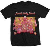 Black Sabbath Bloody Sabbath Adult T-Shirt