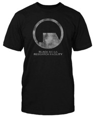 Half Life 2 Black Mesa Adult T-shirt
