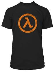 Half Life 2 Lambda Adult T-shirt