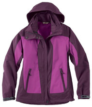 Ash City - North End Ladies' Performance 3-In-1 Seam-Sealed Mid-Length Jacket