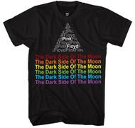 Pink Floyd Dark Side Test Adult T-Shirt