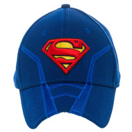 DC Comics Superman Suit Up Inspired Acrive Flex Cap