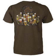 Life Is Full Of Important Choices Beer Glasses T-Shirt