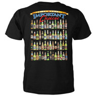 Life Is Full Of Important Choices Beer Bottle Rows T-Shirt