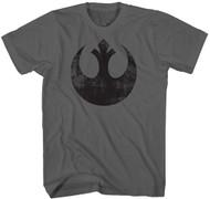 Star Wars Old Rebel Adult T-Shirt