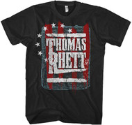 Thomas Rhett Stars And Stripes Adult T-Shirt