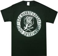 Gas Monkey Garage - Circular Distressed Logo Adult T-Shirt